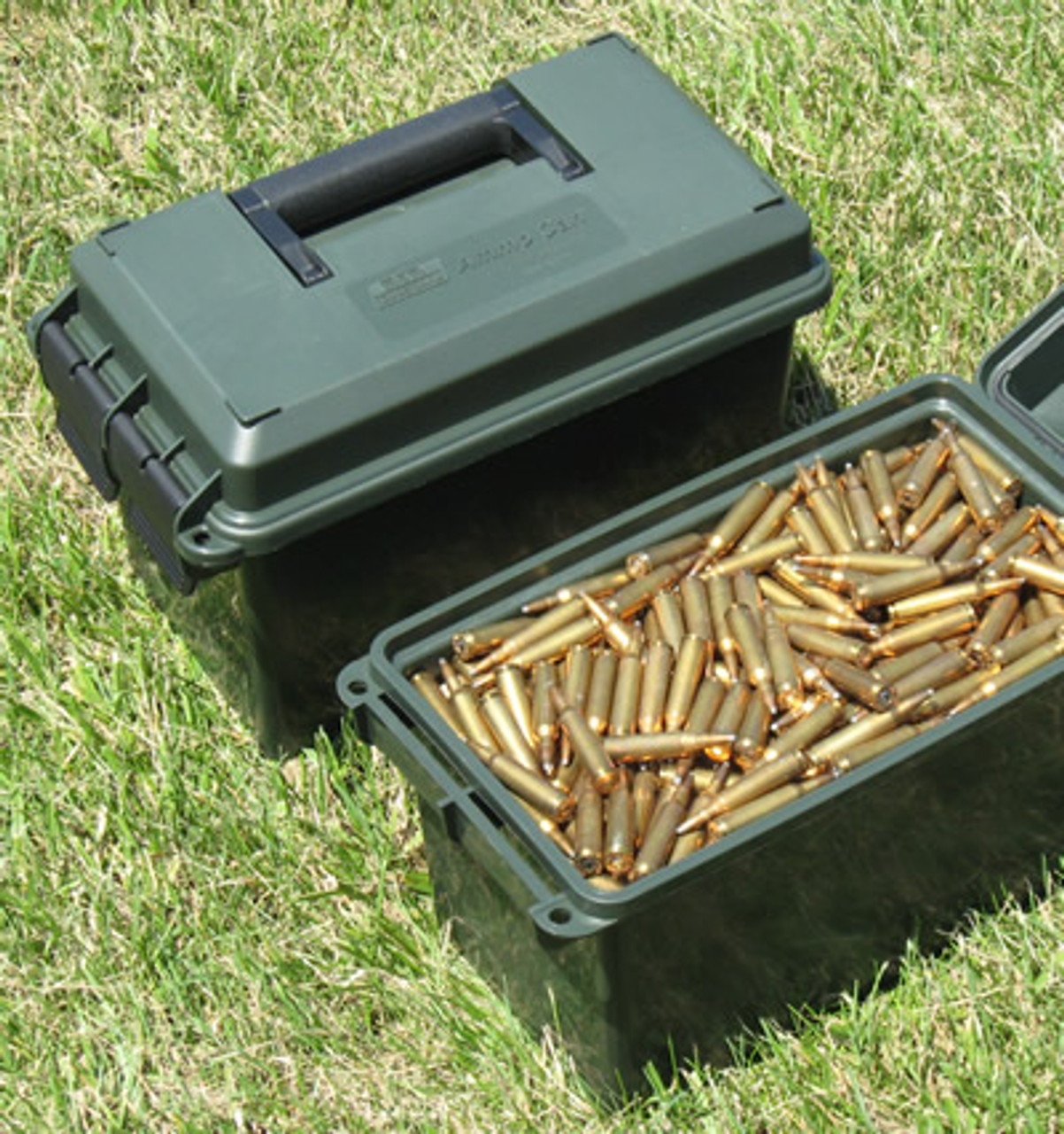 MTM 50 Caliber Ammo Storage Can Made In USA