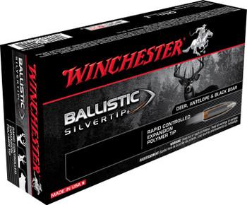 Winchester Ballistic Silvertip 300 Winchester Magnum