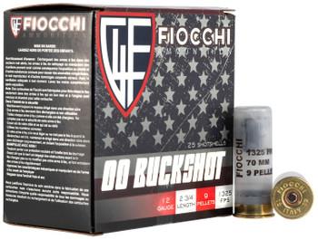 Fiocchi High Velocity 00 Buckshot