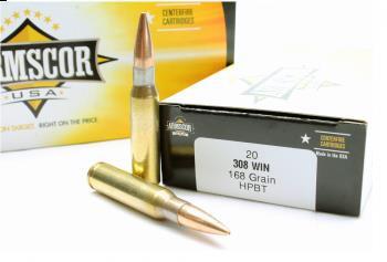 Armscor 308 Winchester BTHP