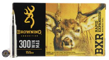 Browning BXR 300 Win Mag Matrix