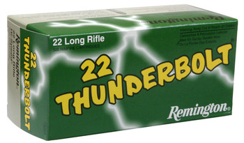Remington 22 LR Thunderbolt