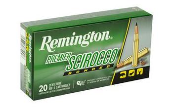 Remington Premier Swift Scirocco Bonded 243 Winchester