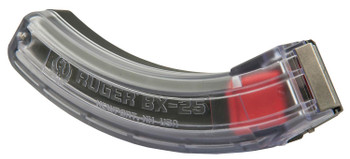 Ruger BX-25 Magazine Clear