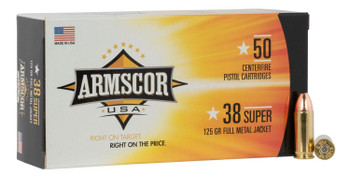 Armscor 38 Super Auto
