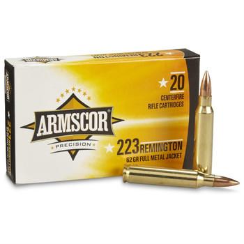 Armscor Precision .223 Remington, 5.56x45mm NATO 55gr