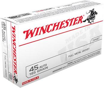 Winchester USA 45 ACP White Box