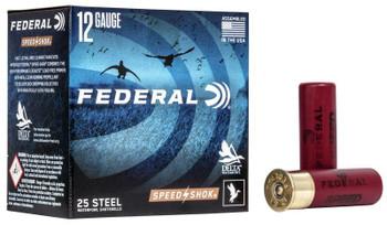 Federal Speed-Shok Birdshot 12 Gauge