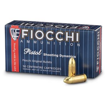 Fiocchi Shooting Dynamics Ammunition