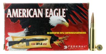Federal American Eagle 7.62x51mm NATO M1A OTM