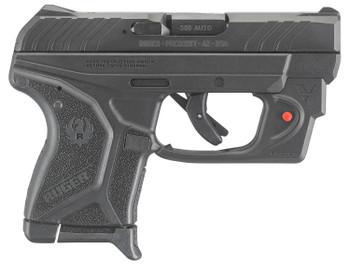 Ruger LCP II Red Viridian Laser