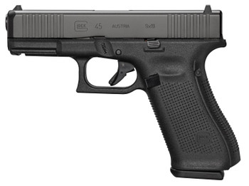 "Glock 45, 9mm Luger, 4.02"" Barrel, 17+1 Capacity"