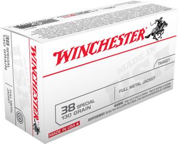 Winchester White Box 38 Special