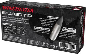 Winchester 223 Silvertip Defense