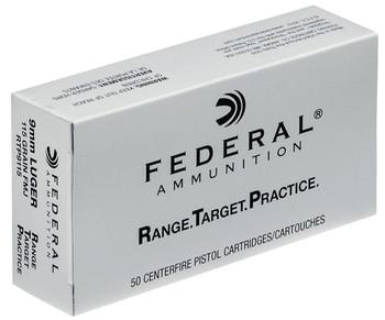 Federal Range, Target, Practice.