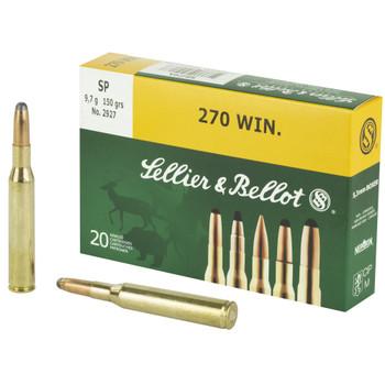 Sellier & Bellot 270 Winchester