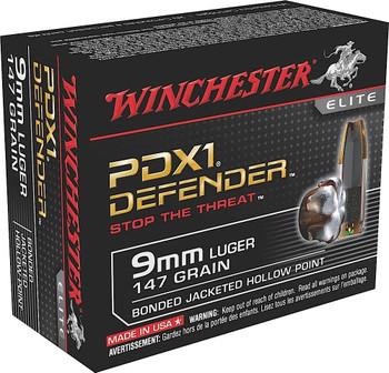 Winchester PDX1 Defender 9mm Luger