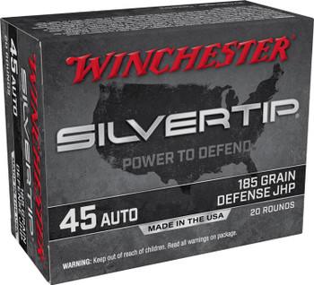 Winchester Silvertip 45 ACP