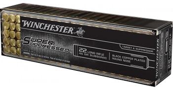 Winchester Super Suppressed .22 LR