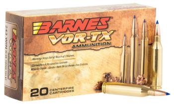 Barnes Bullets VOR-TX TTSX BT .243 Win