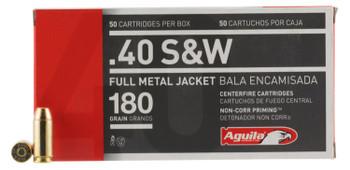 Aguila 40 S&W