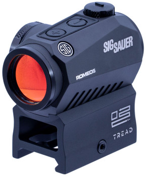 Sig Sauer SOR52010 Romeo5 M400 Tread Red Dot