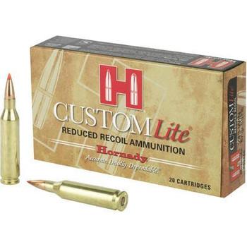 Hornady Custom Lite 243 Winchester SST