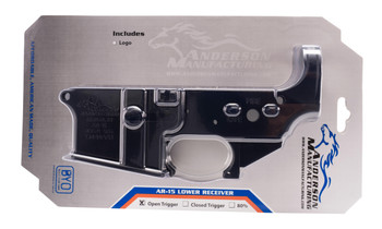 Anderson AM-15 Stripped Lower Receiver