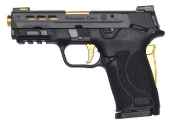 Smith Wesson Performance Center EZ 380 Gold
