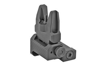 UTG AR15 Accu Sync Spring Loaded Flip Up Front Sight MNT-757