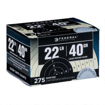 Federal Target Range Pack