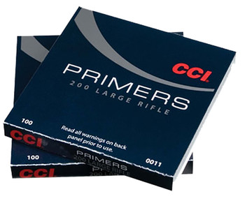 CCI No. 500 Small Pistol Primers