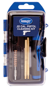 DAC Gunmaster 22 Caliber Pistol Cleaning Kit