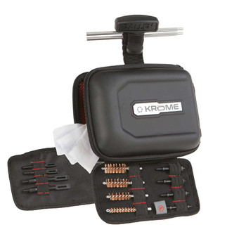 Allen Krome Compact Universal Handgun Cleaning Kit