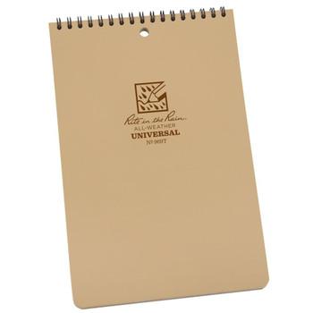 """Rite in the Rain 6"""" x 9"""" Top-Spiral Notebook"""