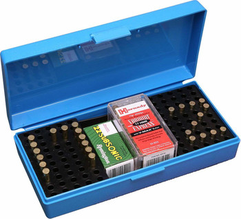 MTM Small Bore Rimfire Ammo Box