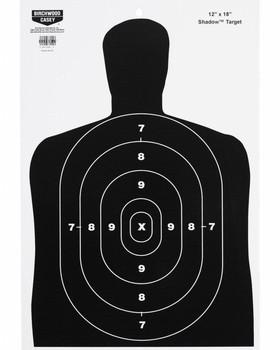 Birchwood Casey EZE-Scorer Silhouette Targets