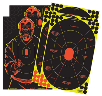 Birchwood Casey Shoot-N-C Combo Pack Targets