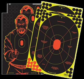 Birchwood Casey Shoot-N-C Combo Pack Targets
