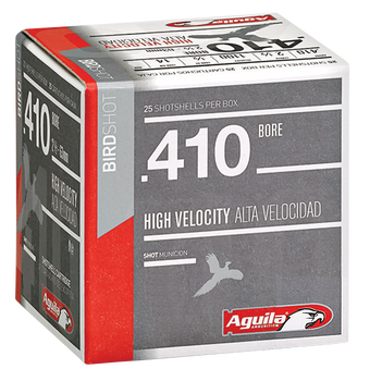 Aguila Hunting High Velocity, 410 Gauge