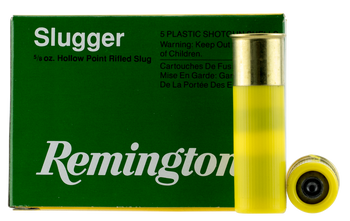 Remington Slugger, 20 Gauge