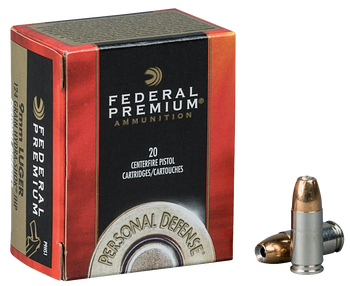 Federal Premium Personal Defense .32 Auto Hydra-Shok