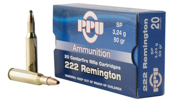 PPU Prvi Partizan 222 Remington