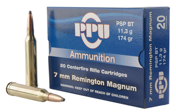 PPU Prvi Partizan 7mm Remington Magnum