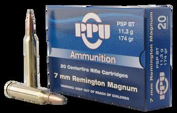 PPU Prvi Partizan 7mm Remington Magnum
