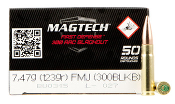 Magtech Tactical Rifle Ammunition
