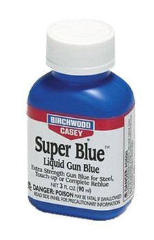 Birchwood Casey Super Blue Liquid Gun Blue