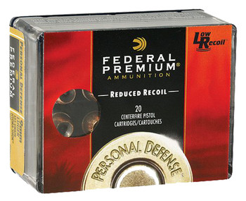 Federal Premium Personal Defense .327 Federal Magnum Hydra-Shok