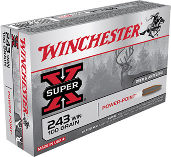 Winchester 243 Winchester PP