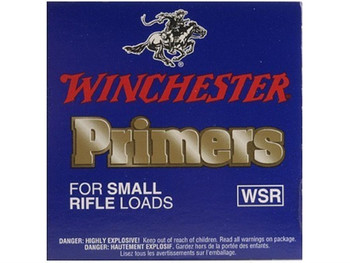 Winchester WSR Standard Small Rifle Primers